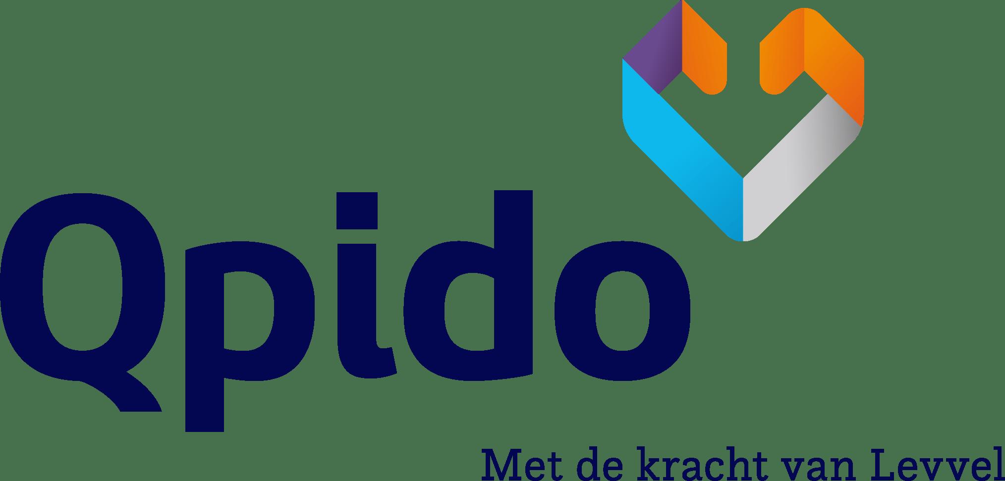 Qpido-Levvel - Endorsement+tagline transparant achtergrond